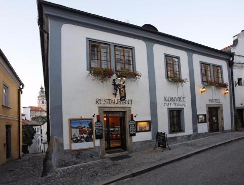 Hotel Konvice Cesky Krumlov