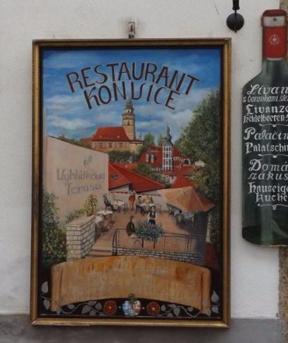 Restaurant Konvice